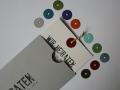 Hochzeitskarte grau BeGrey No.4 colors