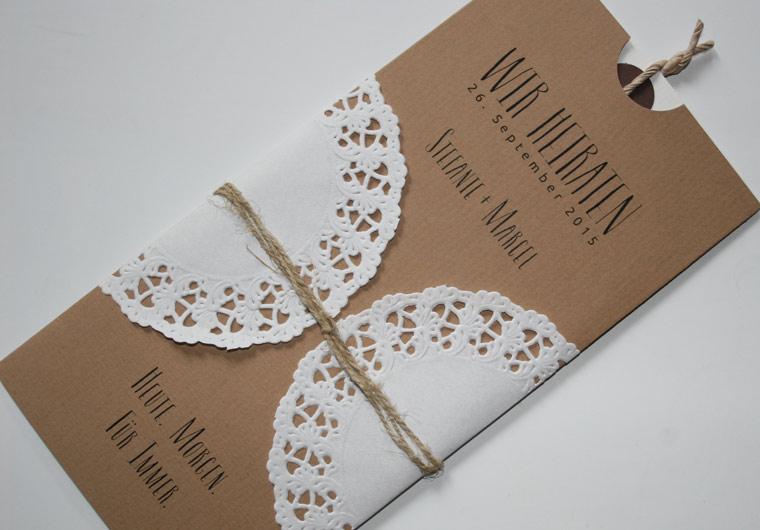 Aylando Hochzeitskarten