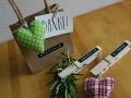 Geschenktüten Hochzeit Kraftpapier