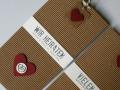 Hochzeitskarte Natur / Wedding Invitation Nature Style