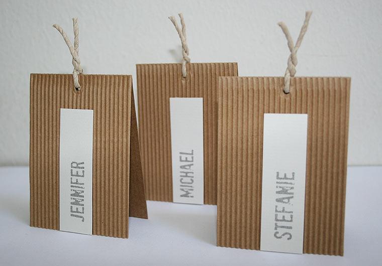 Platzkarten Hochzeit Serie Be Nature von Aylando Hochzeitskarten