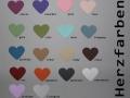 Aylando Farben für Herzen