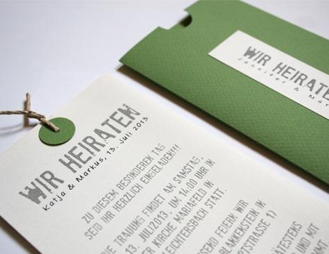hochzeitskarten i hochzeitseinladungen von aylando. Black Bedroom Furniture Sets. Home Design Ideas