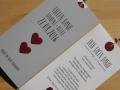 Hochzeitskarte LOFTY grau