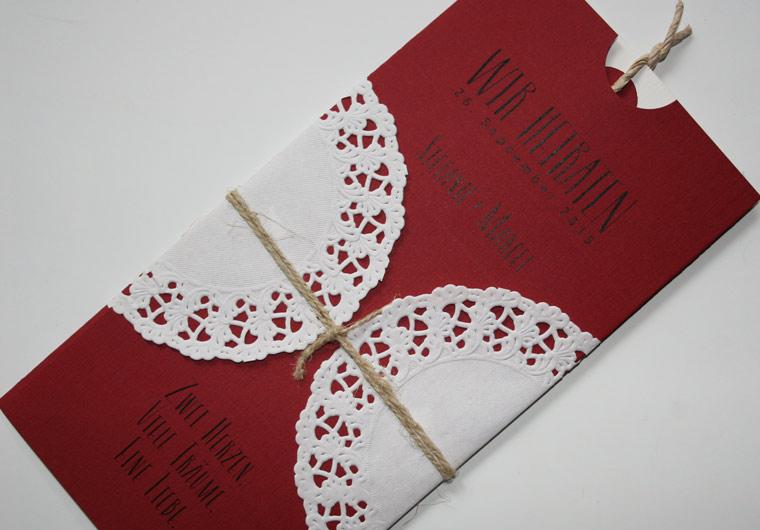 Hochzeitskarten Von Aylando Hochzeitseinladungen Naturpapier