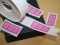 Aufkleber Hochzeit / Wedding Labels
