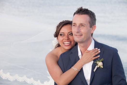 Claudia und Patric Nussbaumer Aylando Brautpaargalerie