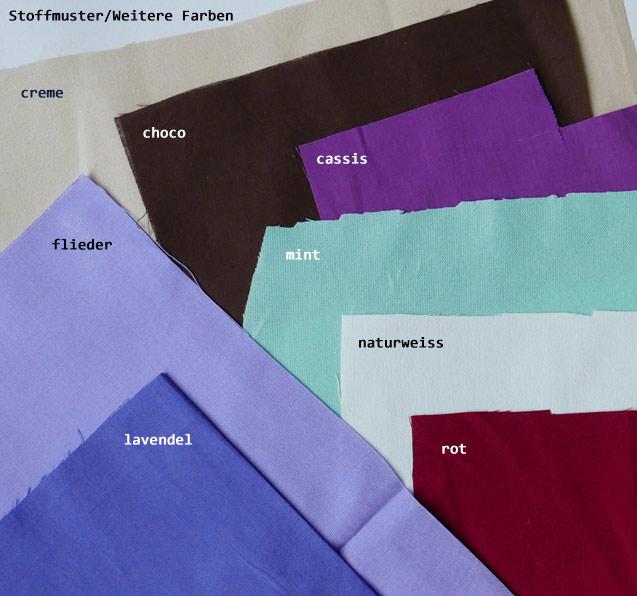 Gästebuch zur Hochzeit Farbpalette