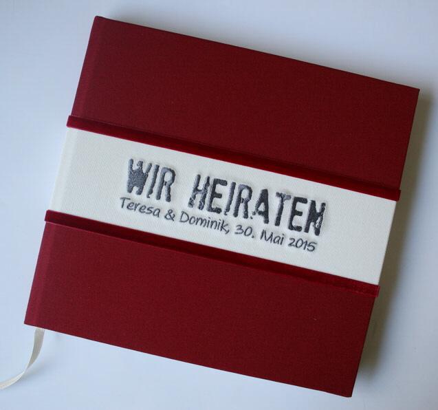Gästebuch Hochzeit Serie: Be Pure in ...
