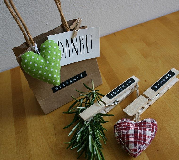 Geschenktüte Hochzeit