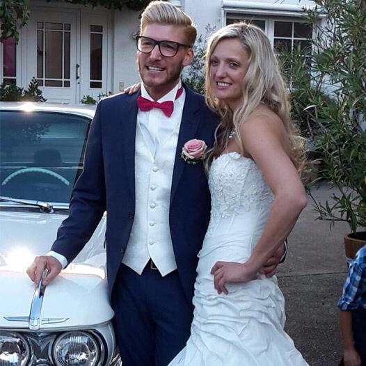 Rebecca und Jörg Aumüller Aylando Brautpaargalerie