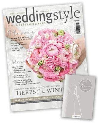 Aylando Hochzeitskarten im Weddingstyle Magazin