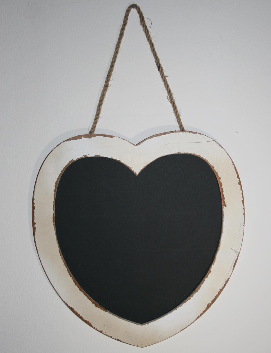 Hochzeitsdeko Hochzeitsgastgeschenke: Herztafel für Ihre Hochzeitsdeko im Used Look